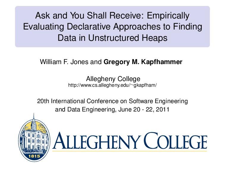 Ask and You Shall Receive: Empirically Evaluati...