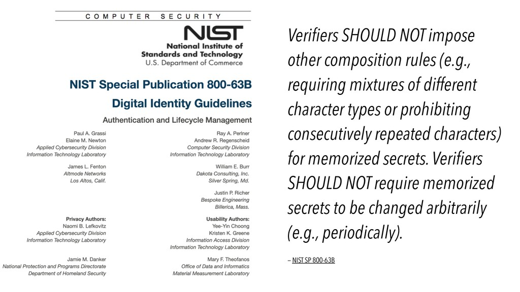Verifiers SHOULD NOT impose other composition ru...