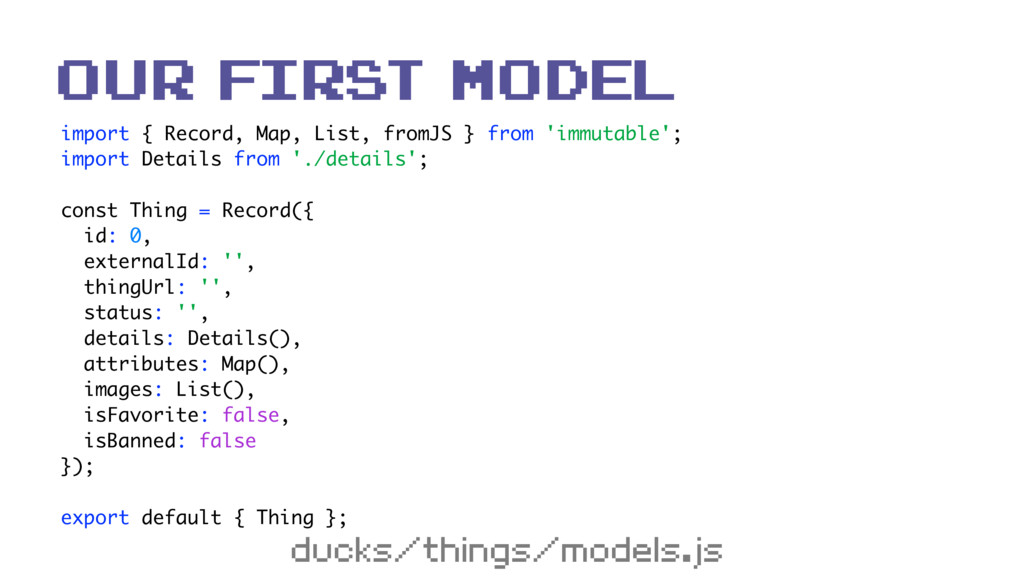 import { Record, Map, List, fromJS } from 'immu...