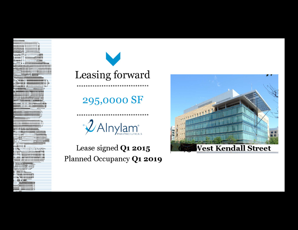 675 West Kendall Street 295,0000 SF Leasing for...