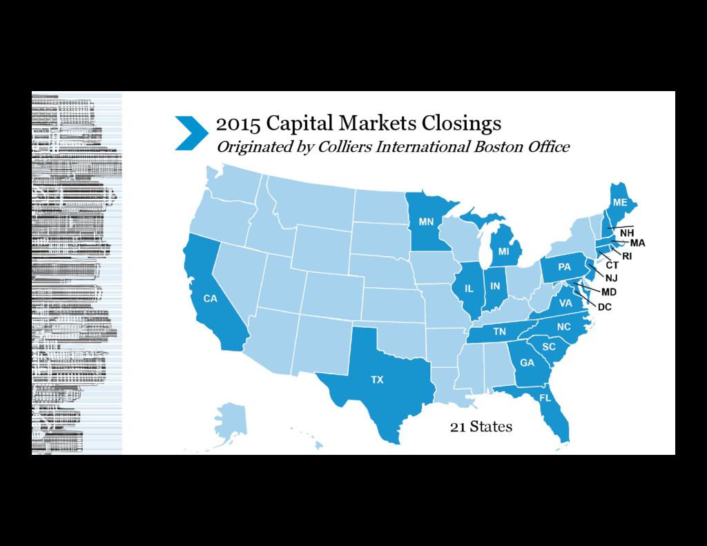 21 States 2015 Capital Markets Closings Origina...