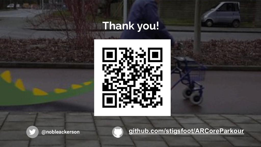 Thank you! @nobleackerson github.com/stigsfoot/...