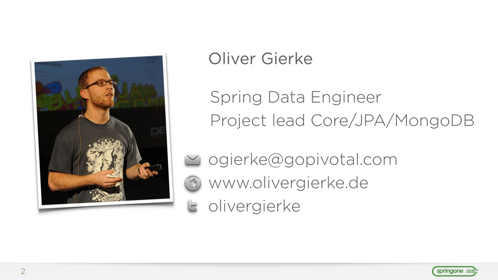 2 Oliver Gierke Spring Data Engineer Project le...