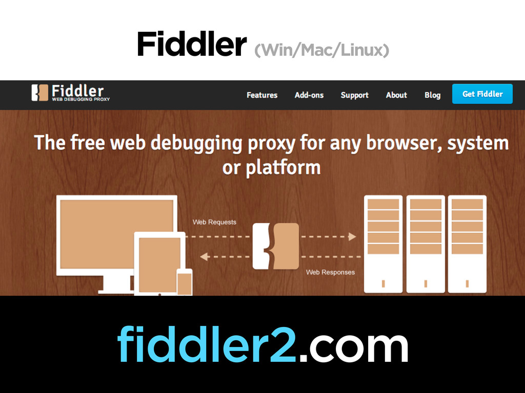 Fiddler (Win/Mac/Linux) fiddler2.com