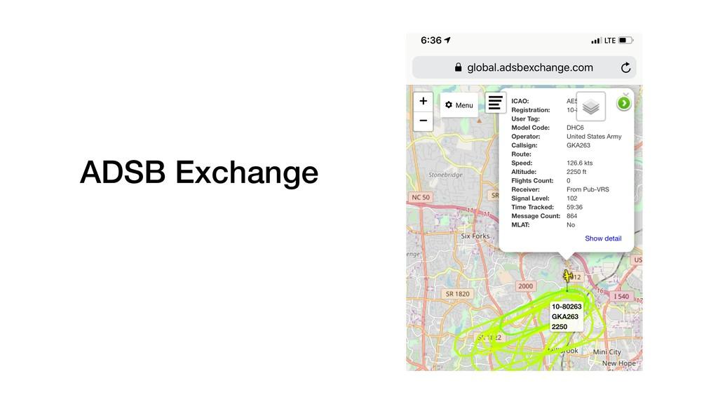 ADSB Exchange