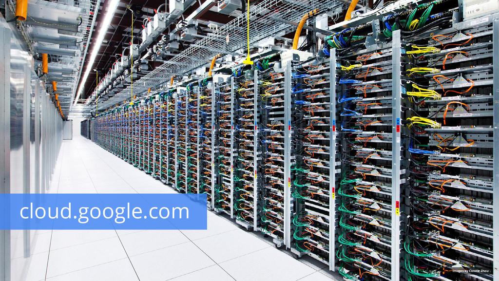 cloud.google.com Images by Connie Zhou