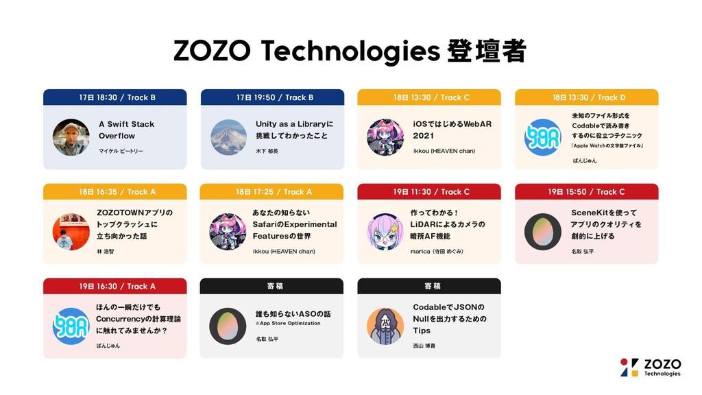 © ZOZO Technologies, Inc.