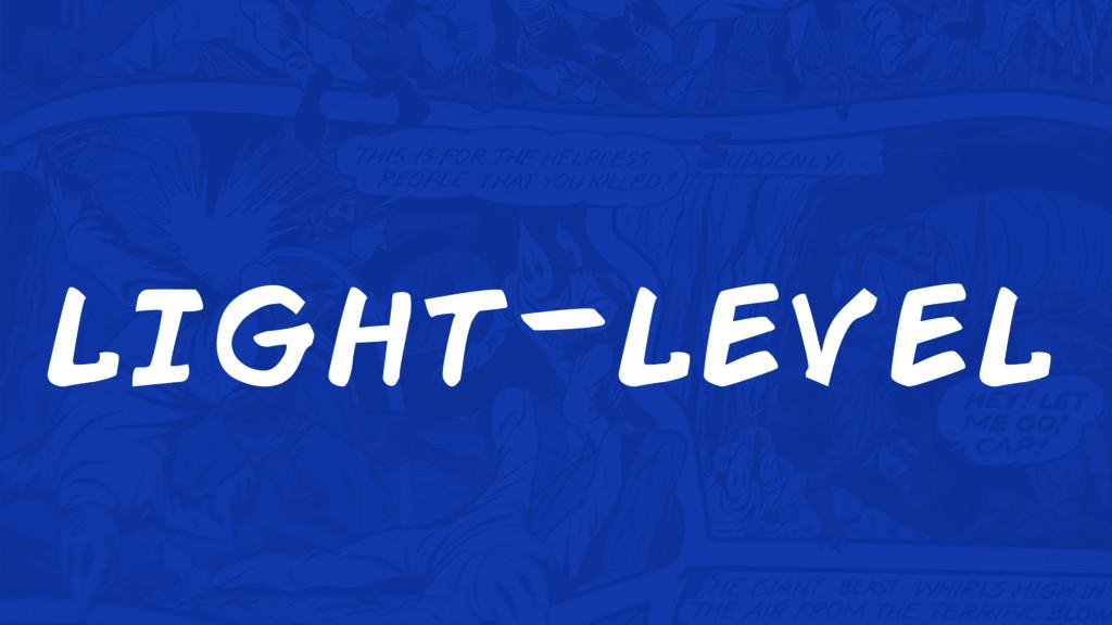 light-level