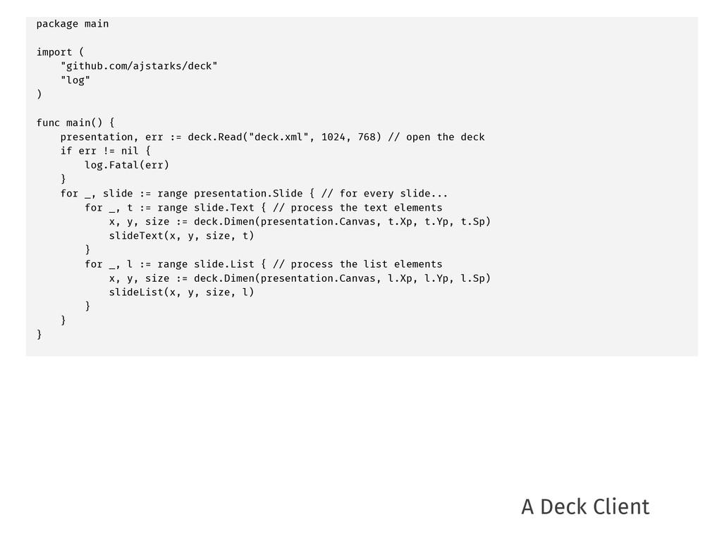"package main import ( ""github.com/ajstarks/deck..."