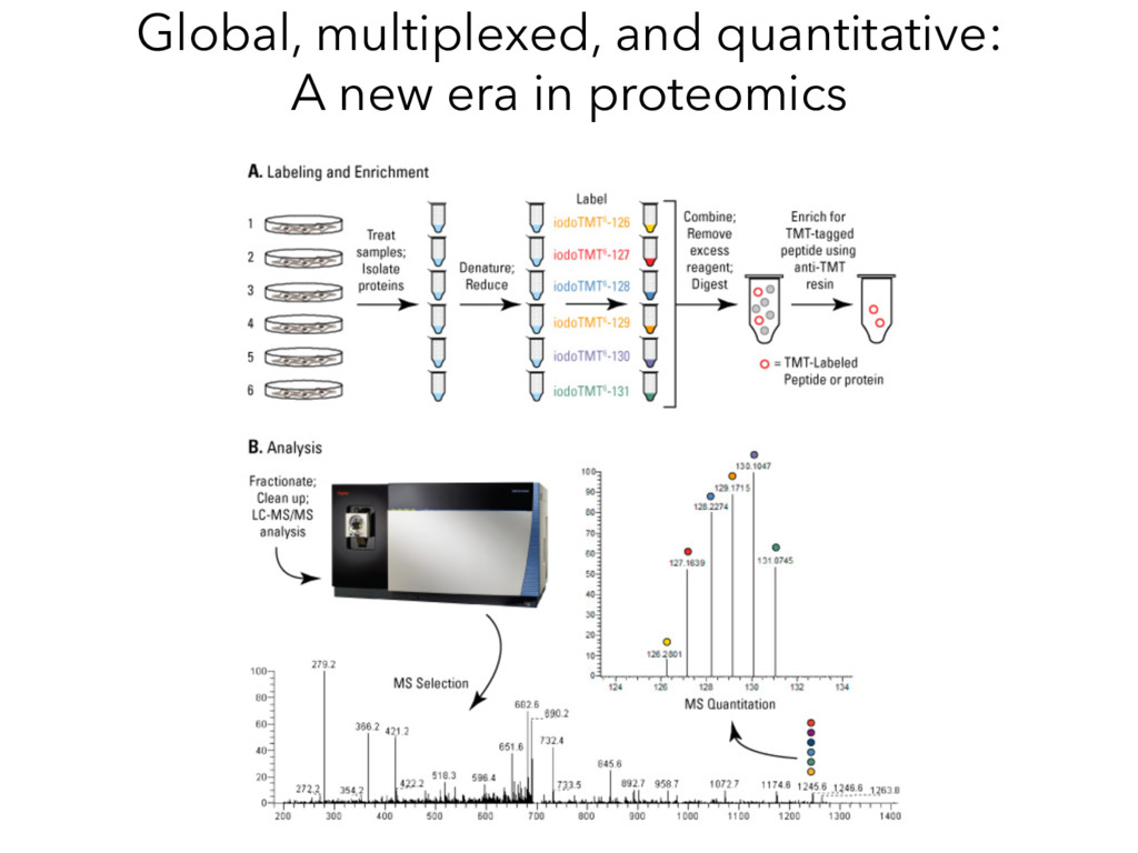 Global, multiplexed, and quantitative: A new er...