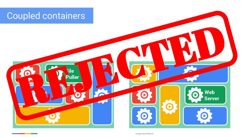 Google Cloud Platform Coupled containers File P...