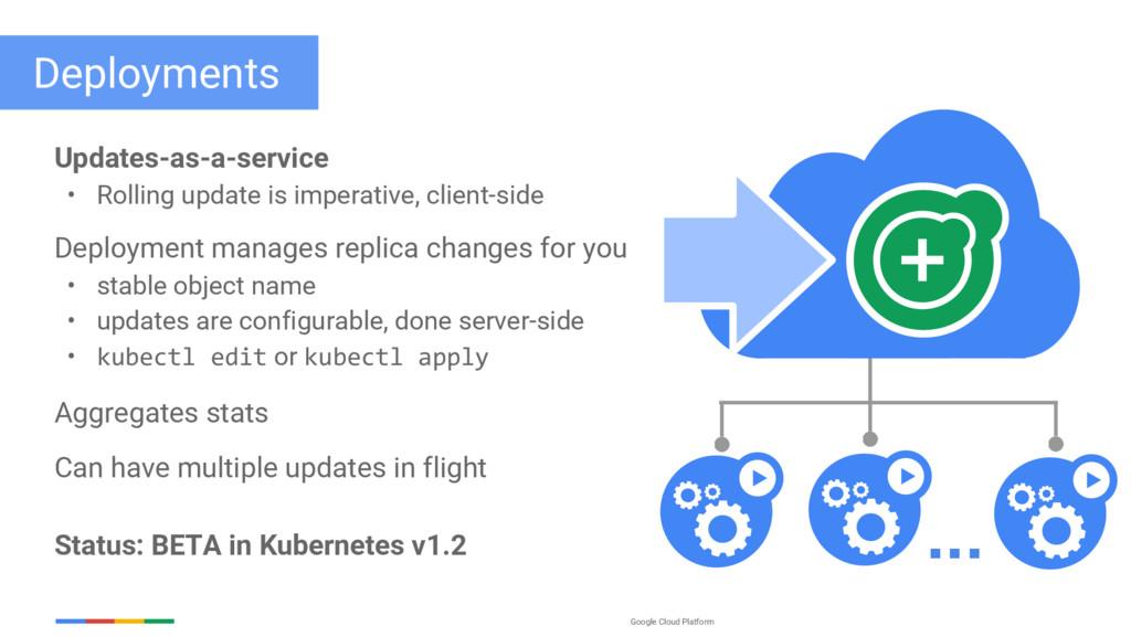 Google Cloud Platform Deployments Updates-as-a-...