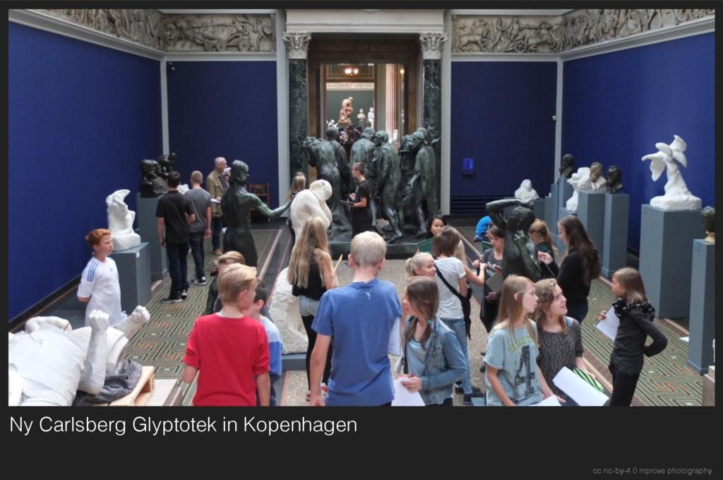 Ny Carlsberg Glyptotek in Kopenhagen cc nc-by-4...