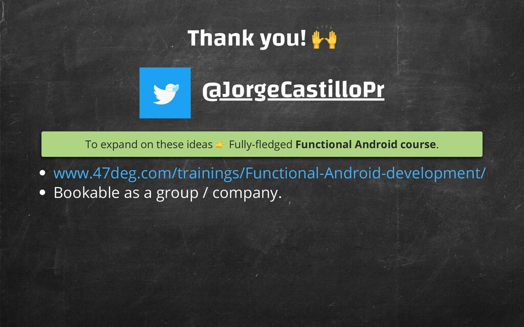 Thank you!  @JorgeCastilloPr To expand on these...