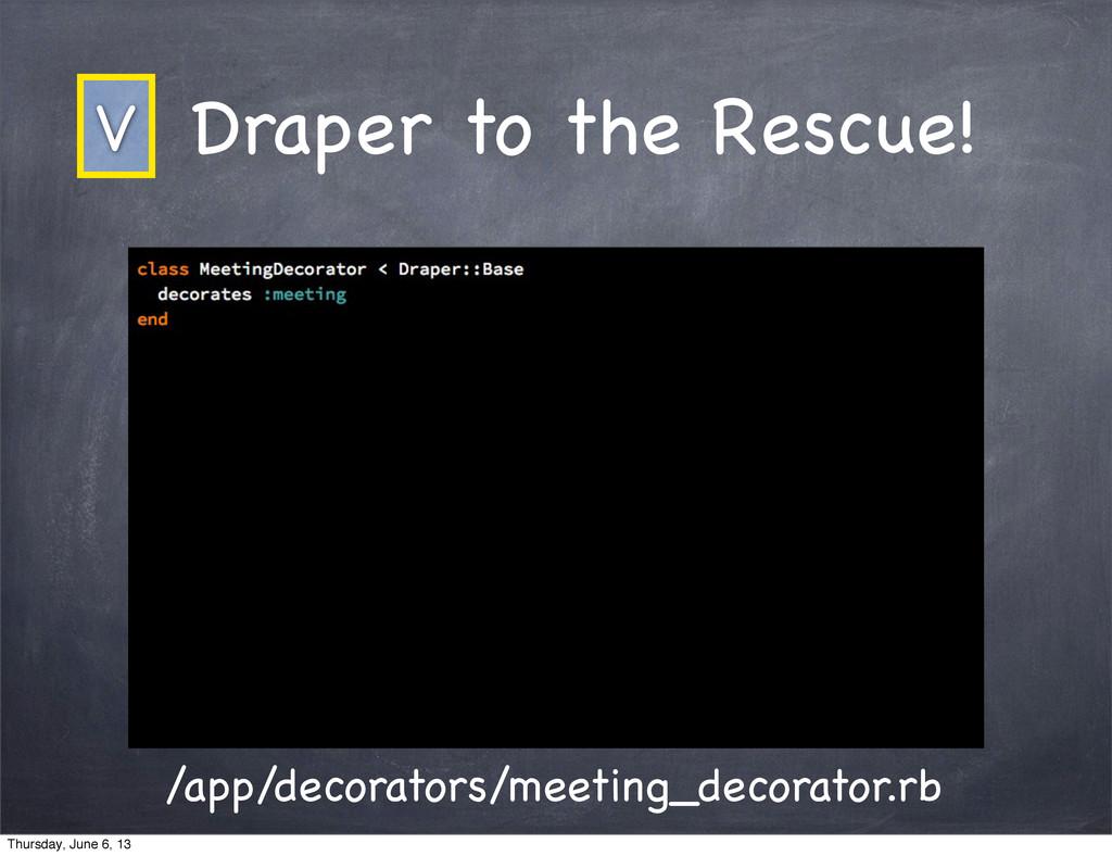 Draper to the Rescue! /app/decorators/meeting_d...
