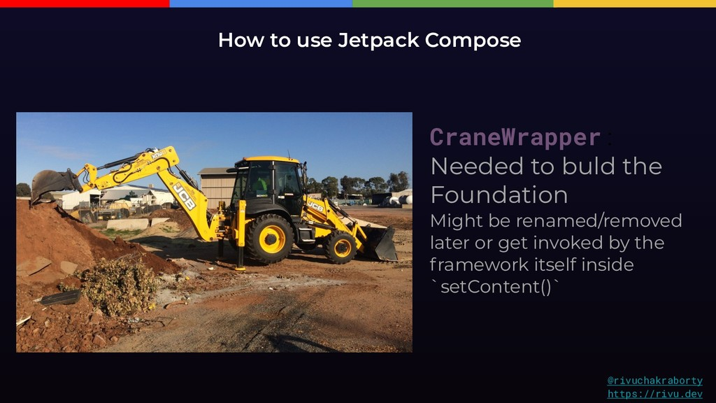 CraneWrapper: Needed to buld the Foundation Mig...