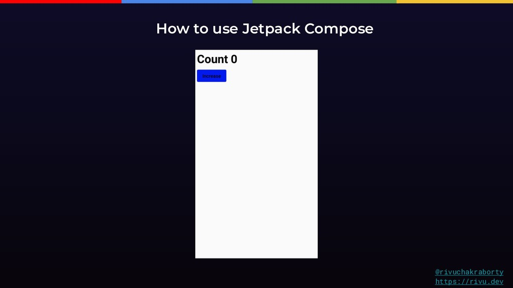 @rivuchakraborty https://rivu.dev How to use Je...