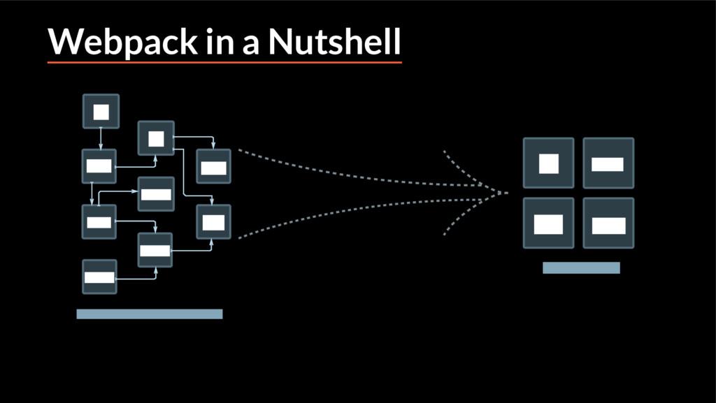 Webpack in a Nutshell