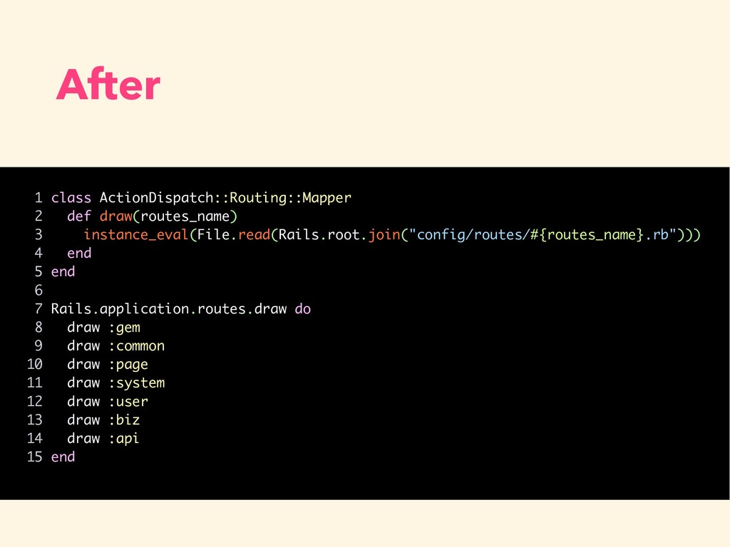 After 1 class ActionDispatch::Routing::Mapper 2...