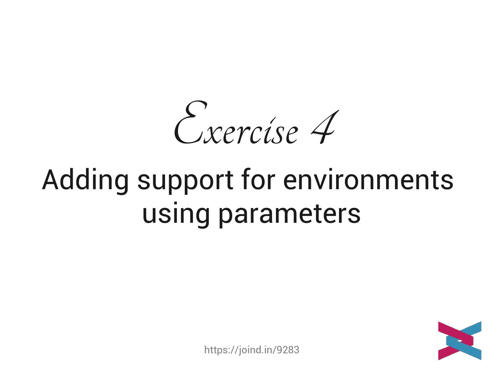 https://joind.in/9283 Exercise 4 Adding support...