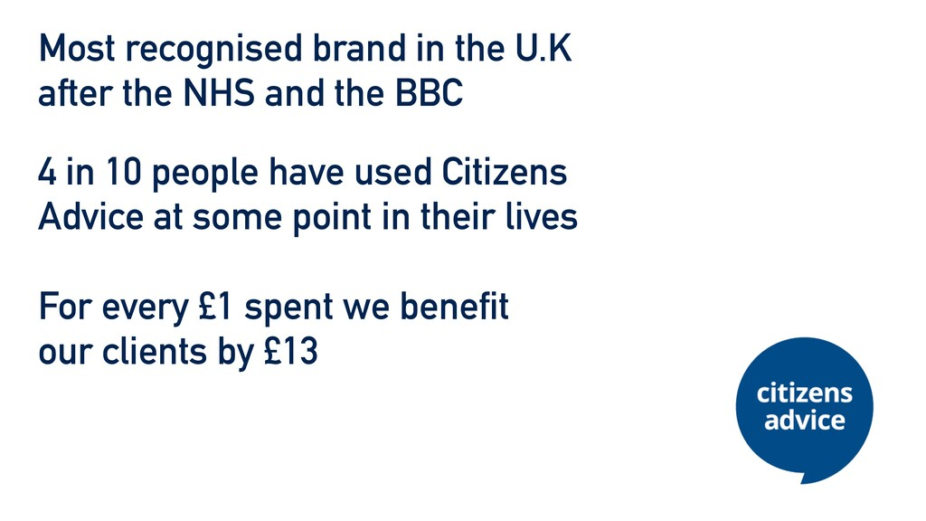 Most recognised brand in the U.K after the NHS ...