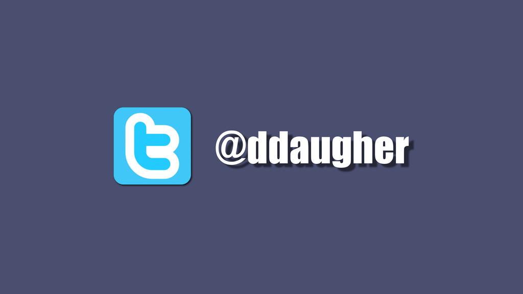 @ddaugher
