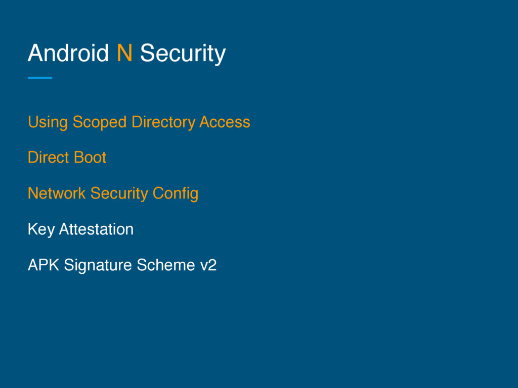 Android N Security Using Scoped Directory Acces...