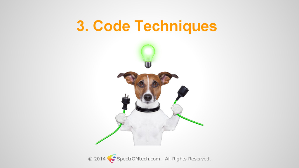 © 2014 SpectrOMtech.com. All Rights Reserved. 3...
