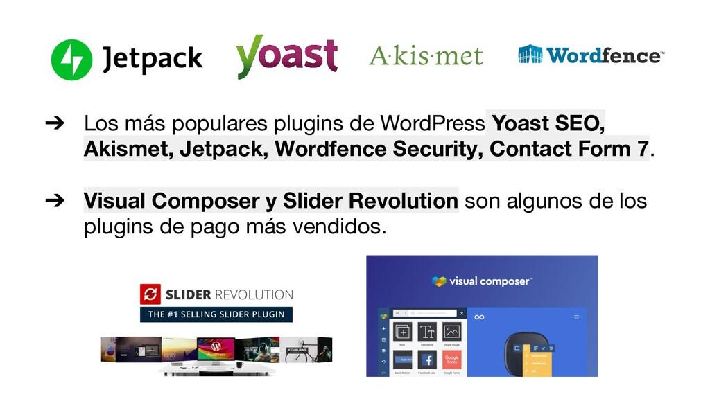 ➔ Los más populares plugins de WordPress Yoast ...