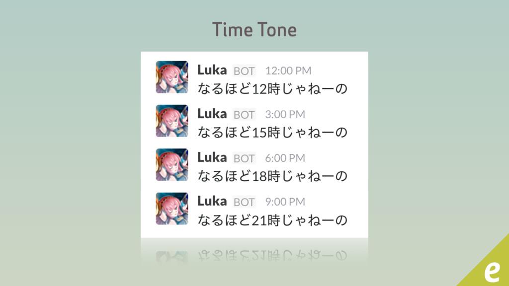 Time Tone