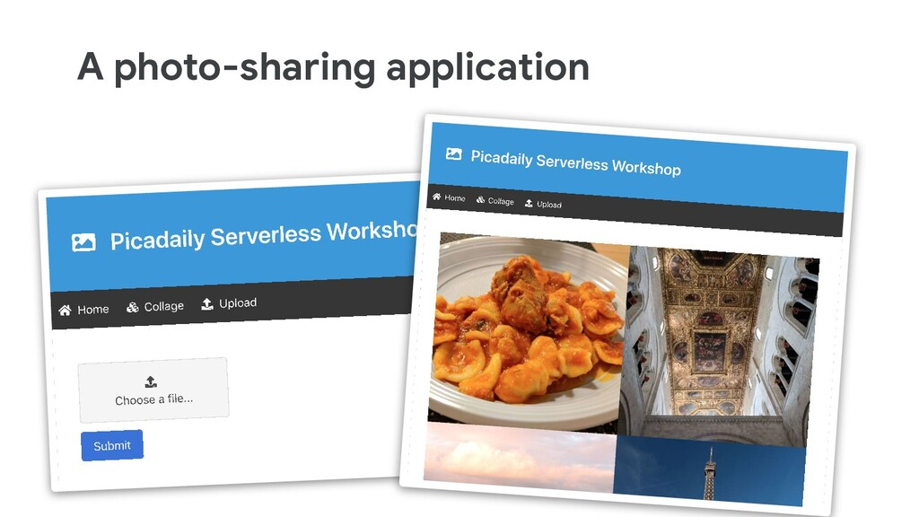 01 The Pic-a-Daily Serverless Workshop: What yo...