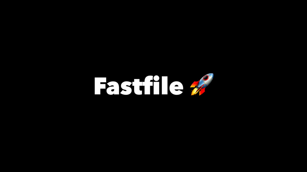 Fastfile