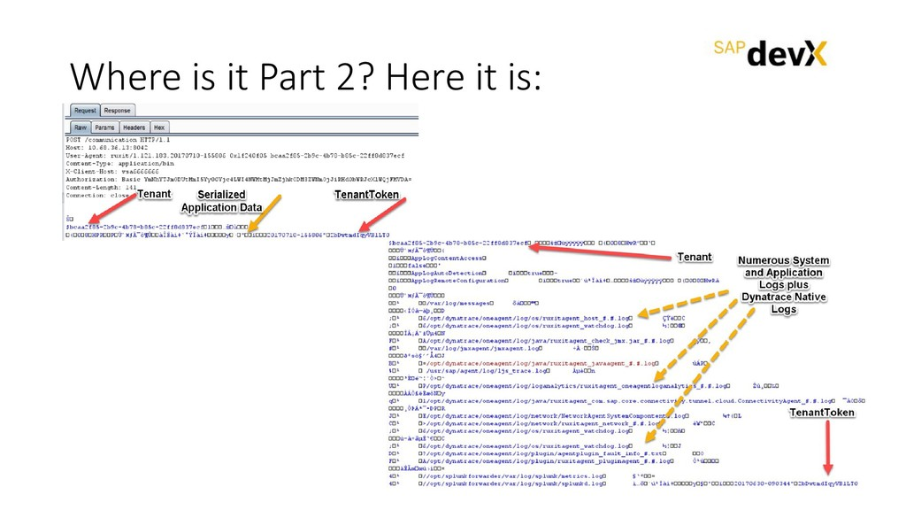 Where is it Part 2? Here it is: