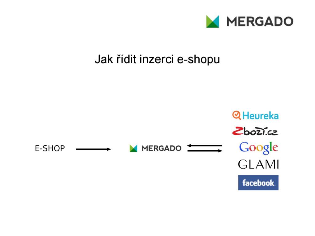 Jak řídit inzerci e-shopu
