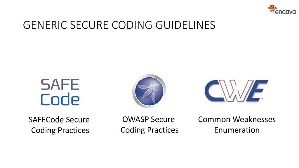 GENERIC SECURE CODING GUIDELINES OWASP Secure C...