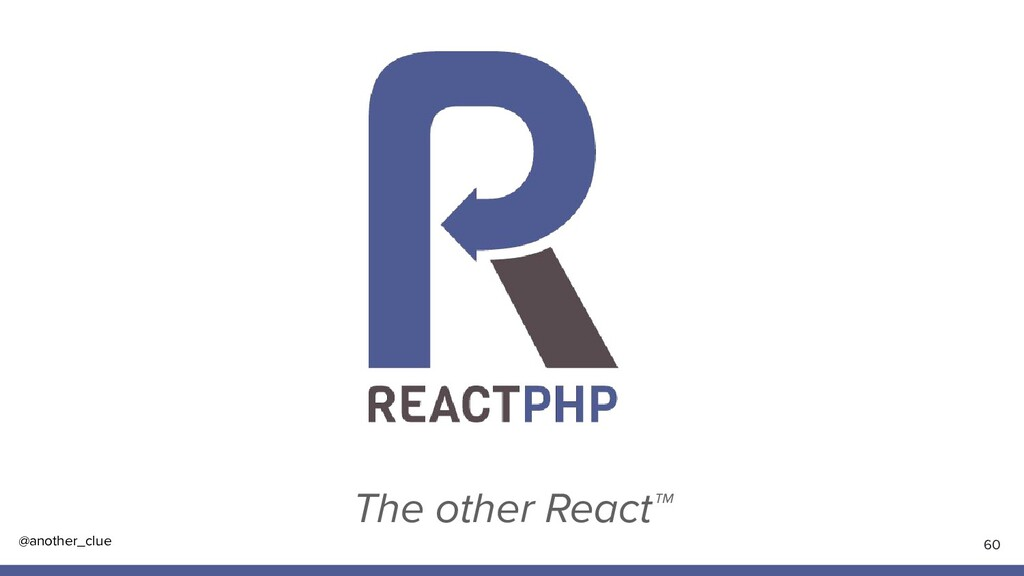 @another_clue The other React™ 60