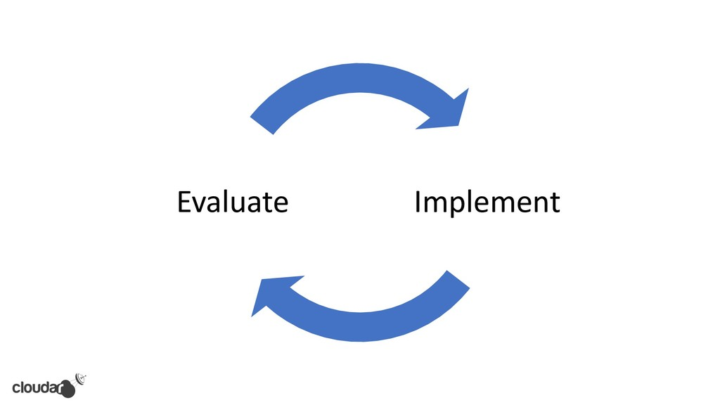 Implement Evaluate