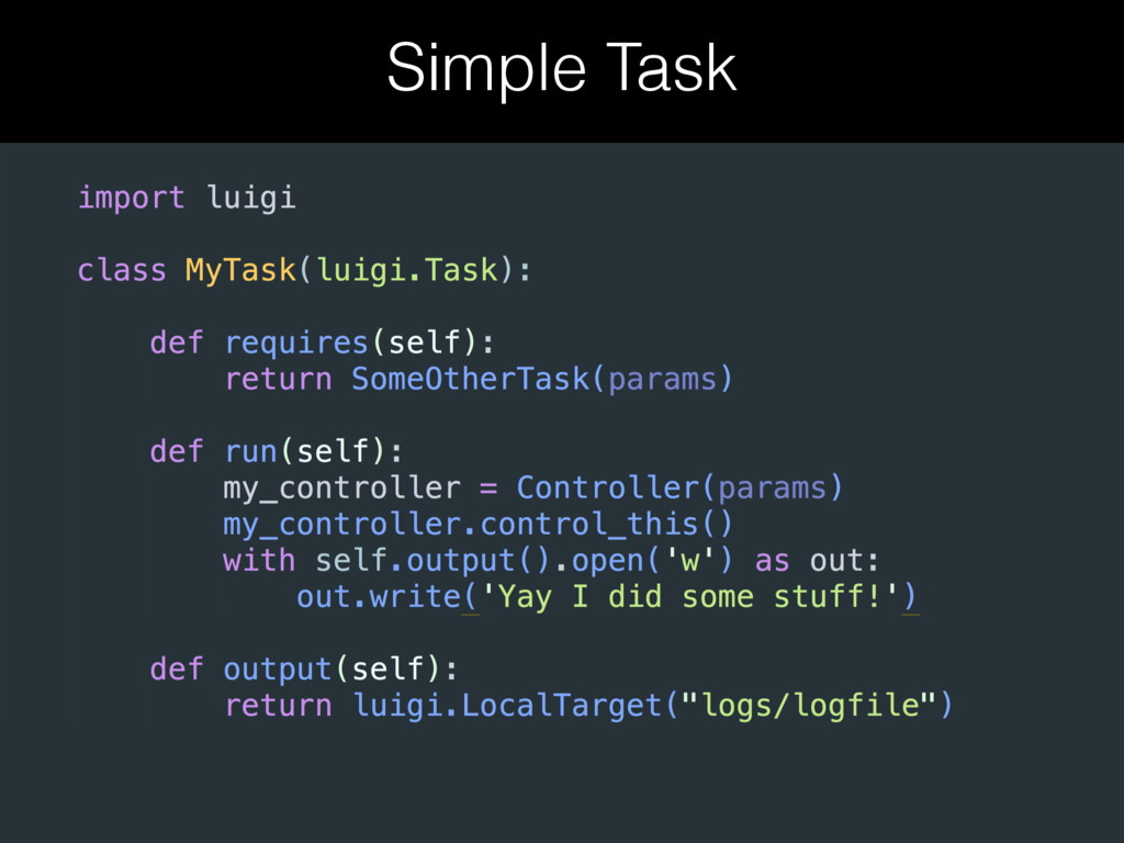 Simple Task