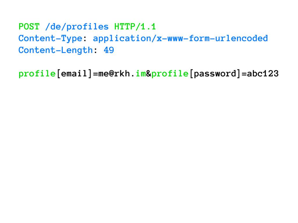 POST /de/profiles HTTP/1.1 Content-Type: applic...