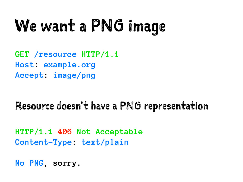 We want a PNG image GET /resource HTTP/1.1 Host...