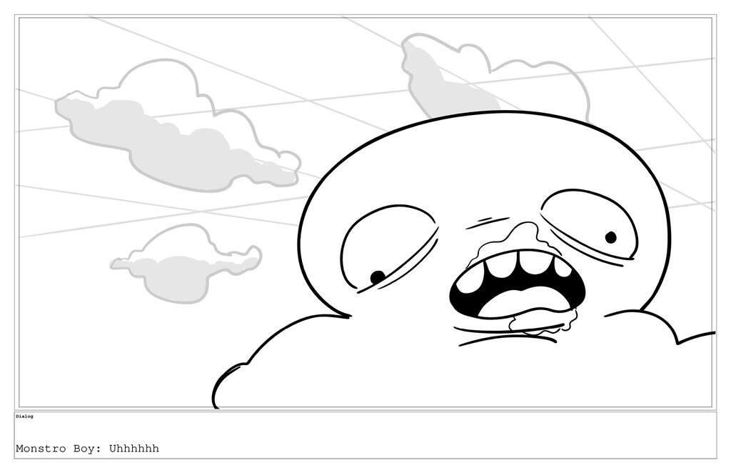 Dialog Monstro Boy: Uhhhhhh
