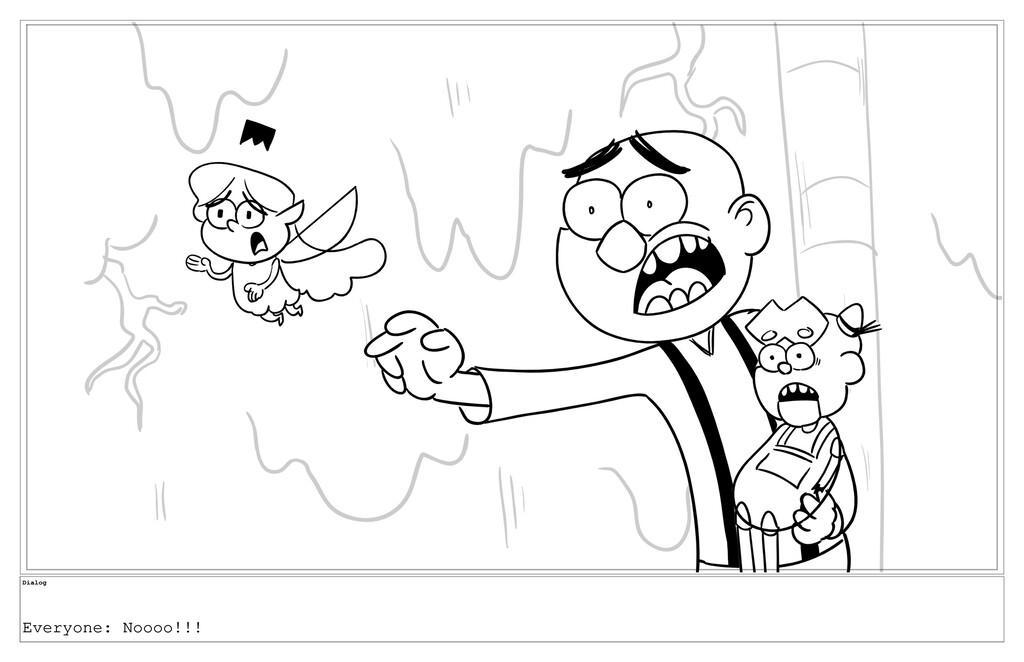Dialog Everyone: Noooo!!!