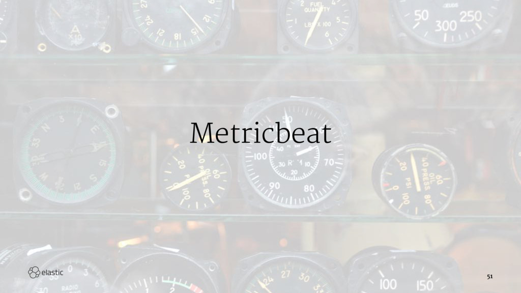 Metricbeat 51