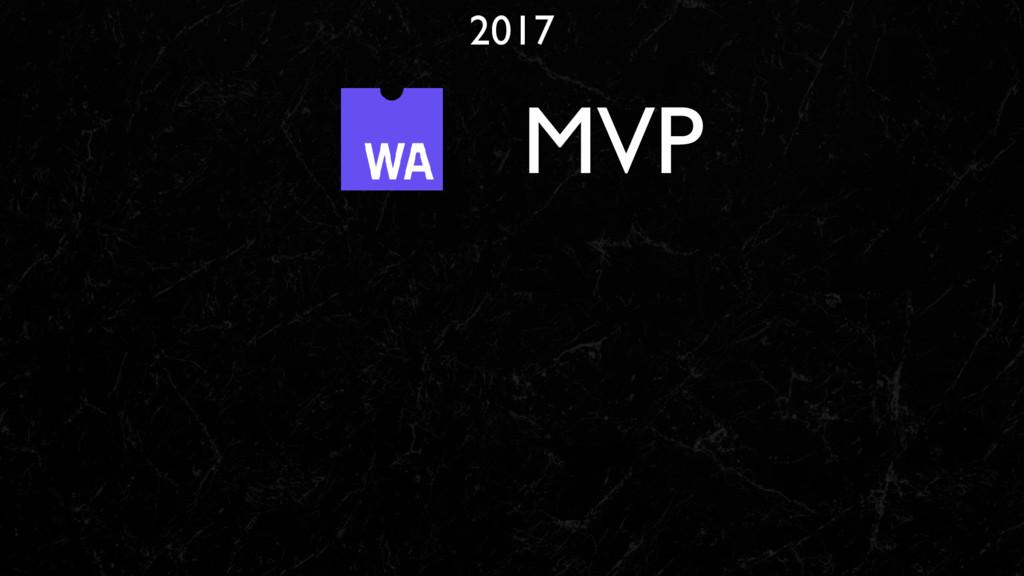 2017 MVP