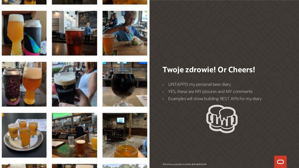 Twoje zdrowie! Or Cheers! • UNTAPPD: my persona...