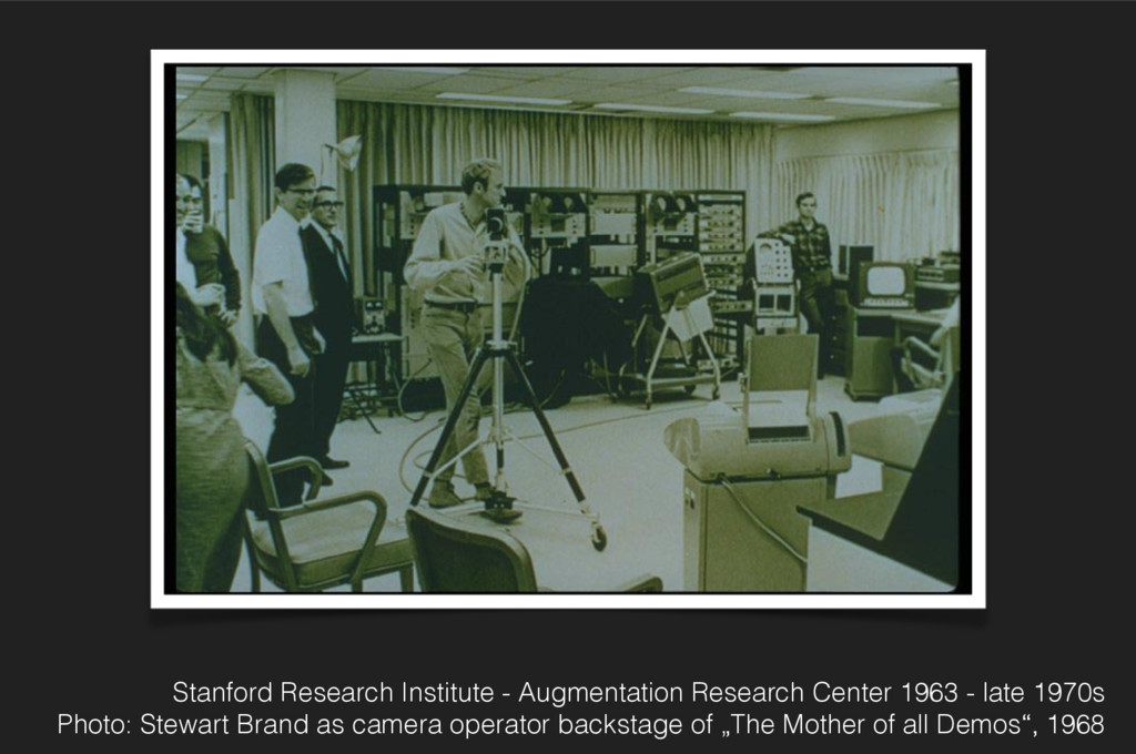 The Demo Stanford Research Institute - Augmenta...