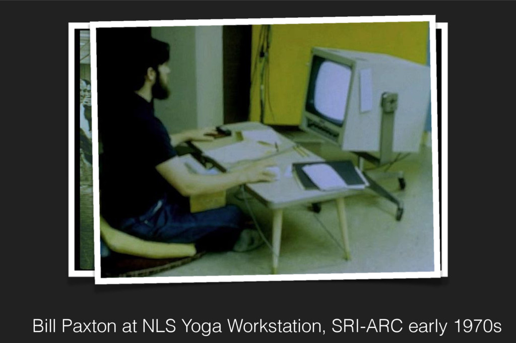 The Demo The ARC of ARC Bill Paxton at NLS Yoga...