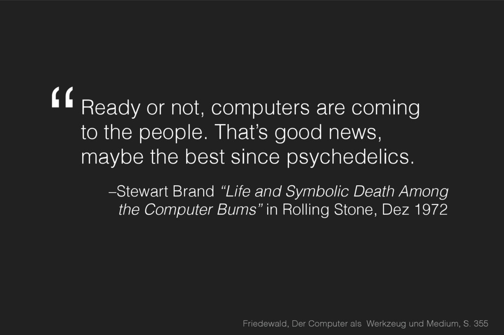 Ready or not, computers are coming to the peopl...