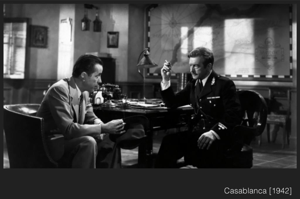 Casablanca [1942]