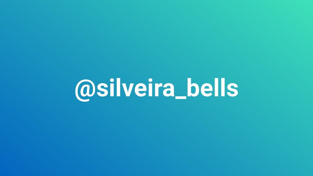 @silveira_bells